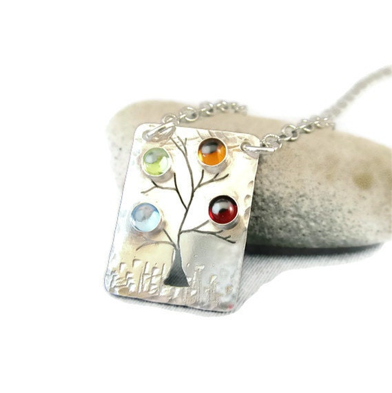 family tree jewelry