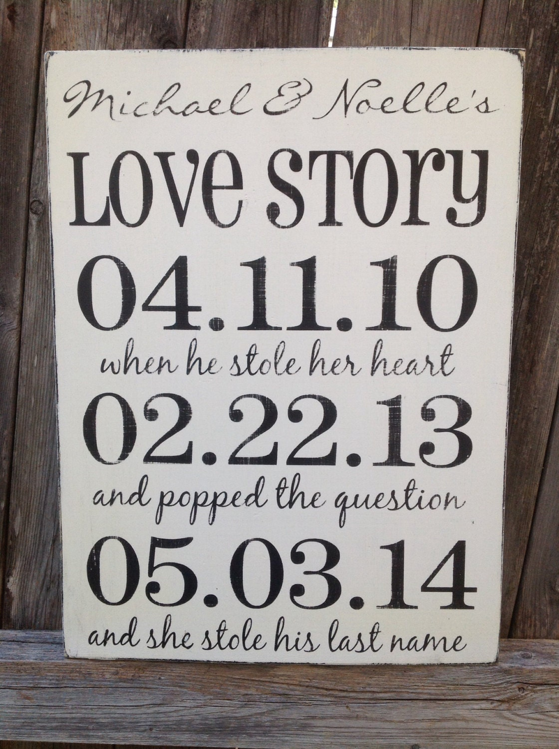 Wedding Gift A Year Of Dates : ... Bridal Shower Gift , Engagement gift, New Couple gift, Special Dates