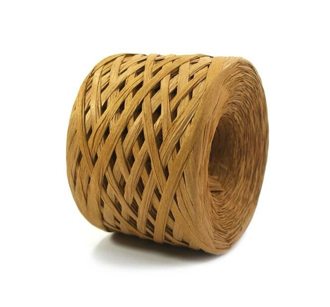 rafia paper wire - 100yds Spool Roll