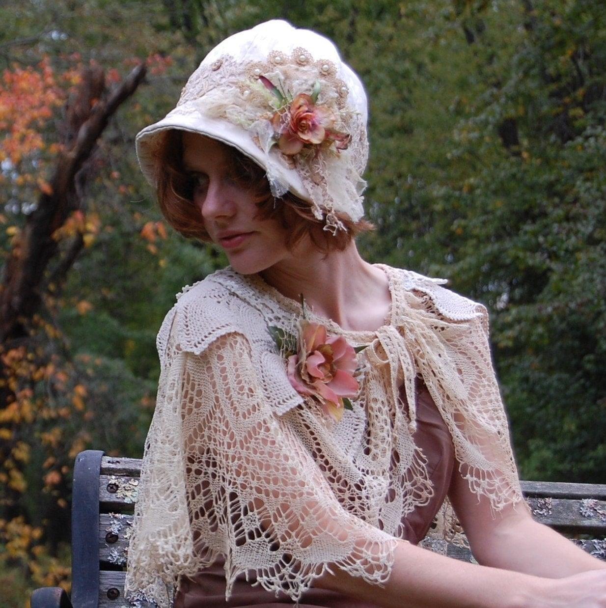 Heirloom Cloche Hat
