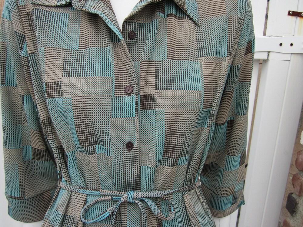 button down shirt dress. Squared Button Down Shirt