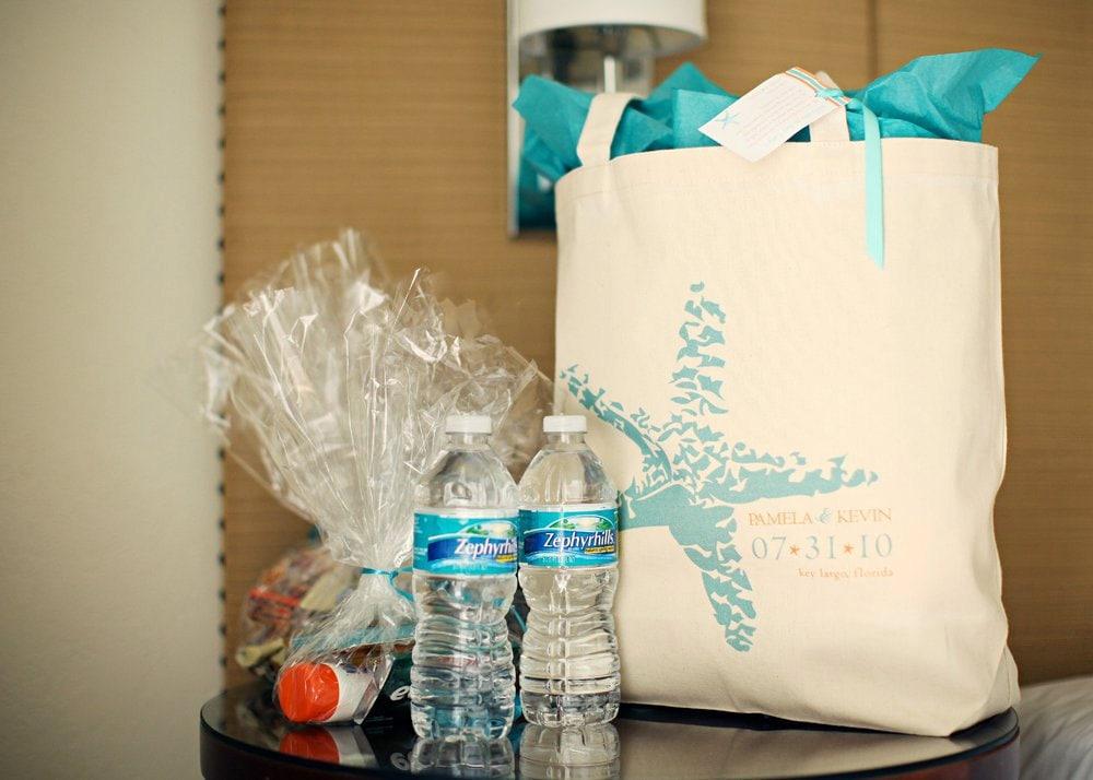 Destination Wedding Gift Bags