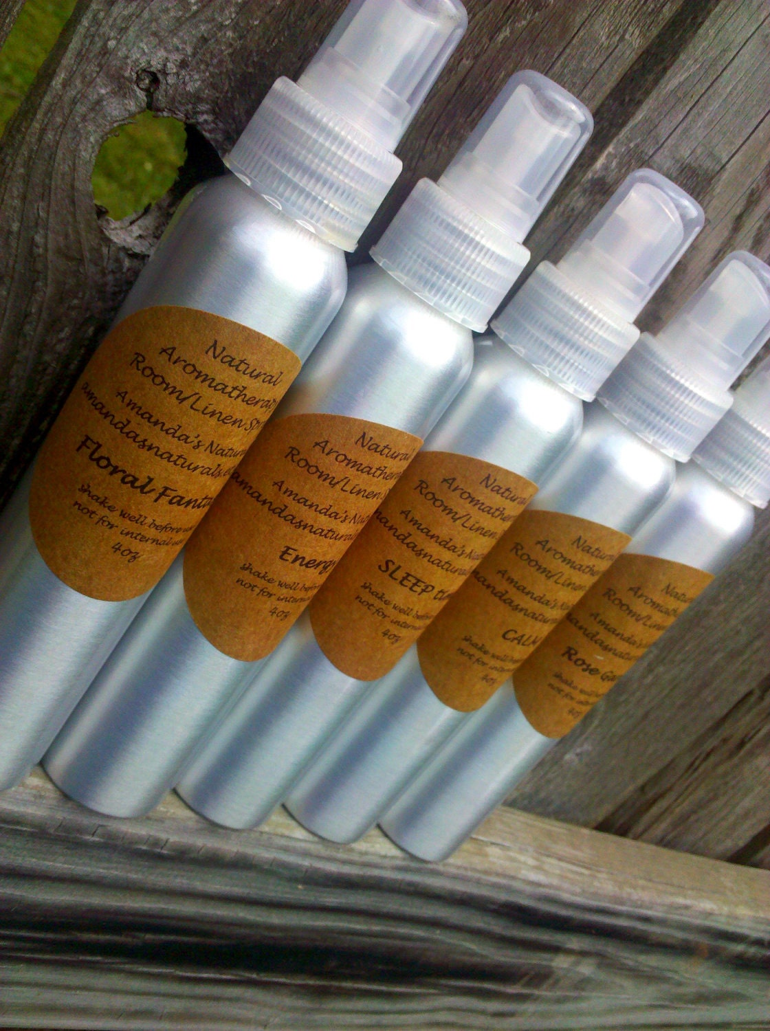 RELAX Aromatherapy Spray for Room/Linen/Body 4oz