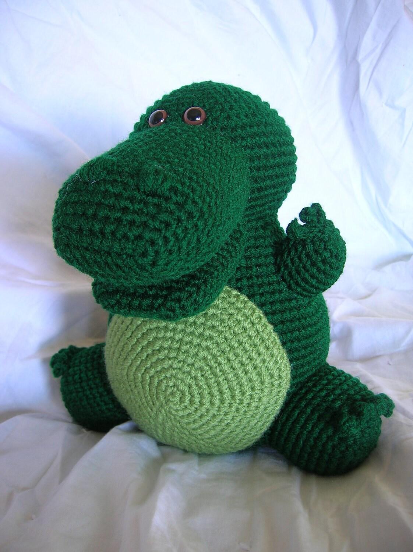Amigurumi Alligator Free Pattern : Unavailable Listing on Etsy