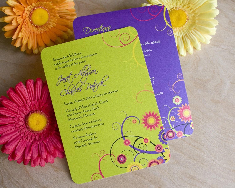 MrsChadT: 2011 Wedding Invitation Trends