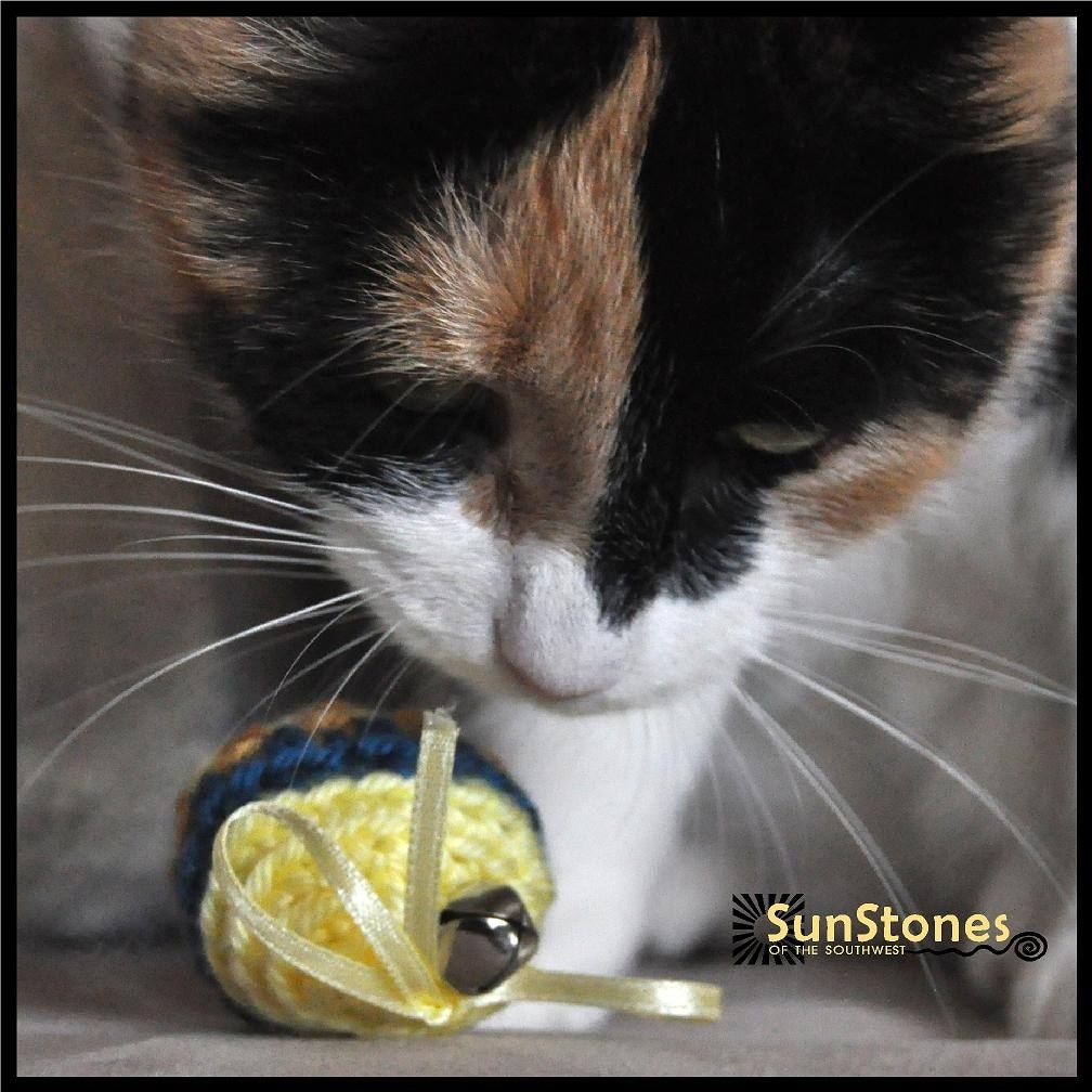 Catnip Cat Toys - All Proceeds Donated  --Double Order--
