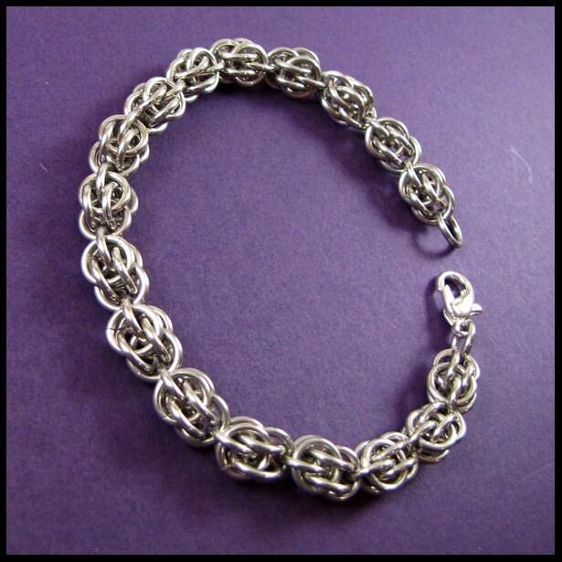 Beginners Chain Mail - London Jewellery School - Jewellery Courses