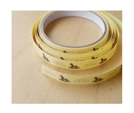 Fabric Roll Tape -Merry GoRound