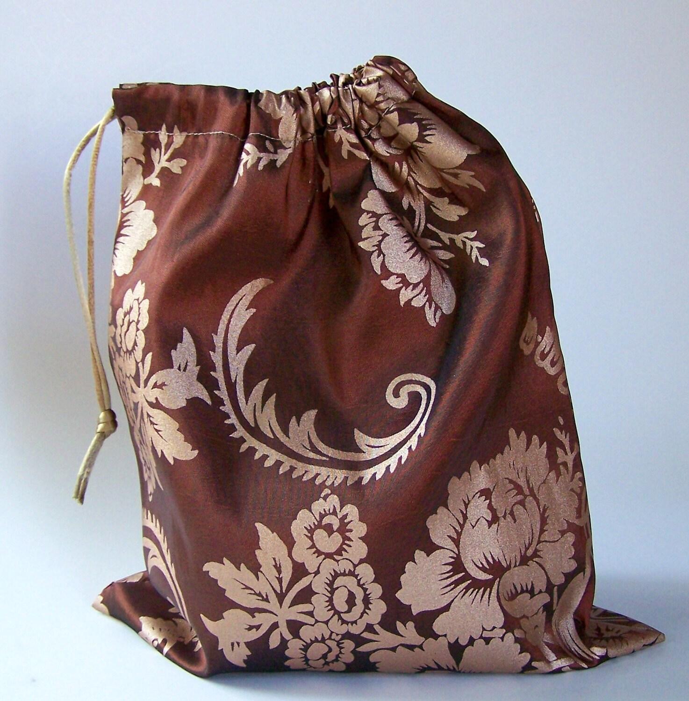 Taffeta Stash Bag Winner!