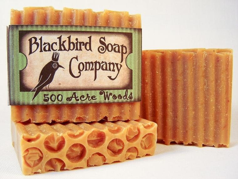 500 Acre Woods Soap