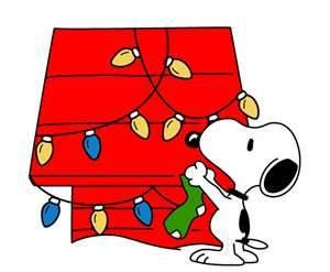 Snoopy's Christmas Cross Stitch Pattern PDF - lisalskinner