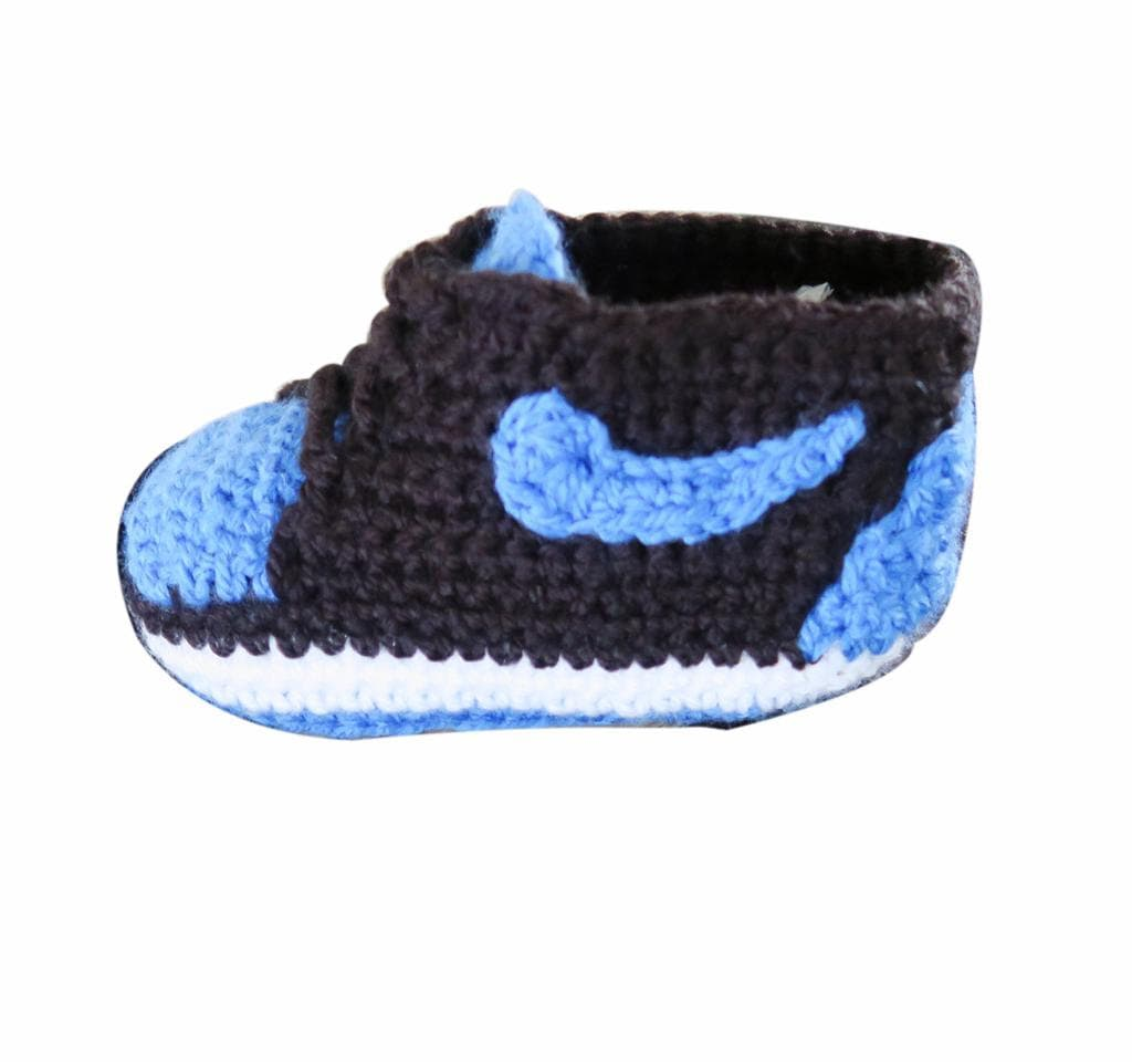 2fa7608ce74a 60%OFF 2017 crochet baby Nike Air inspired sport shoes baby by BabyShoez