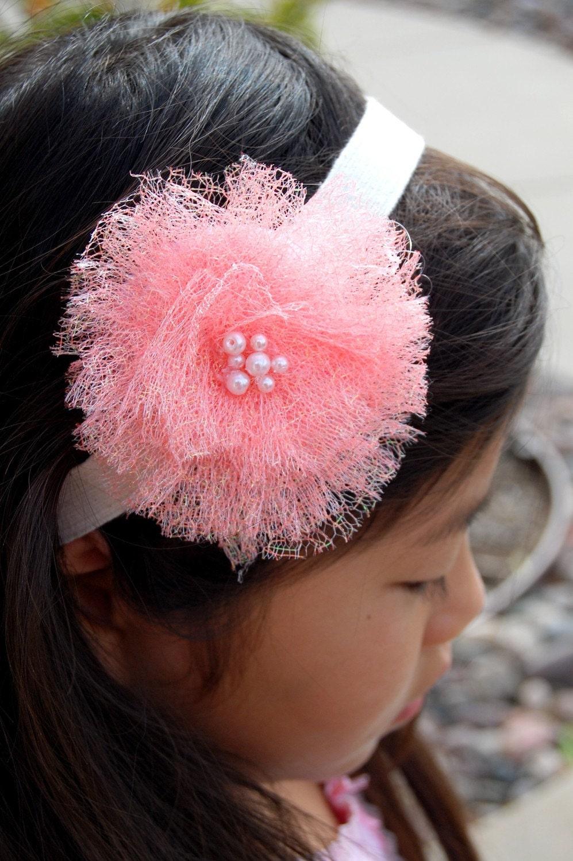 Cotton Candy Headband