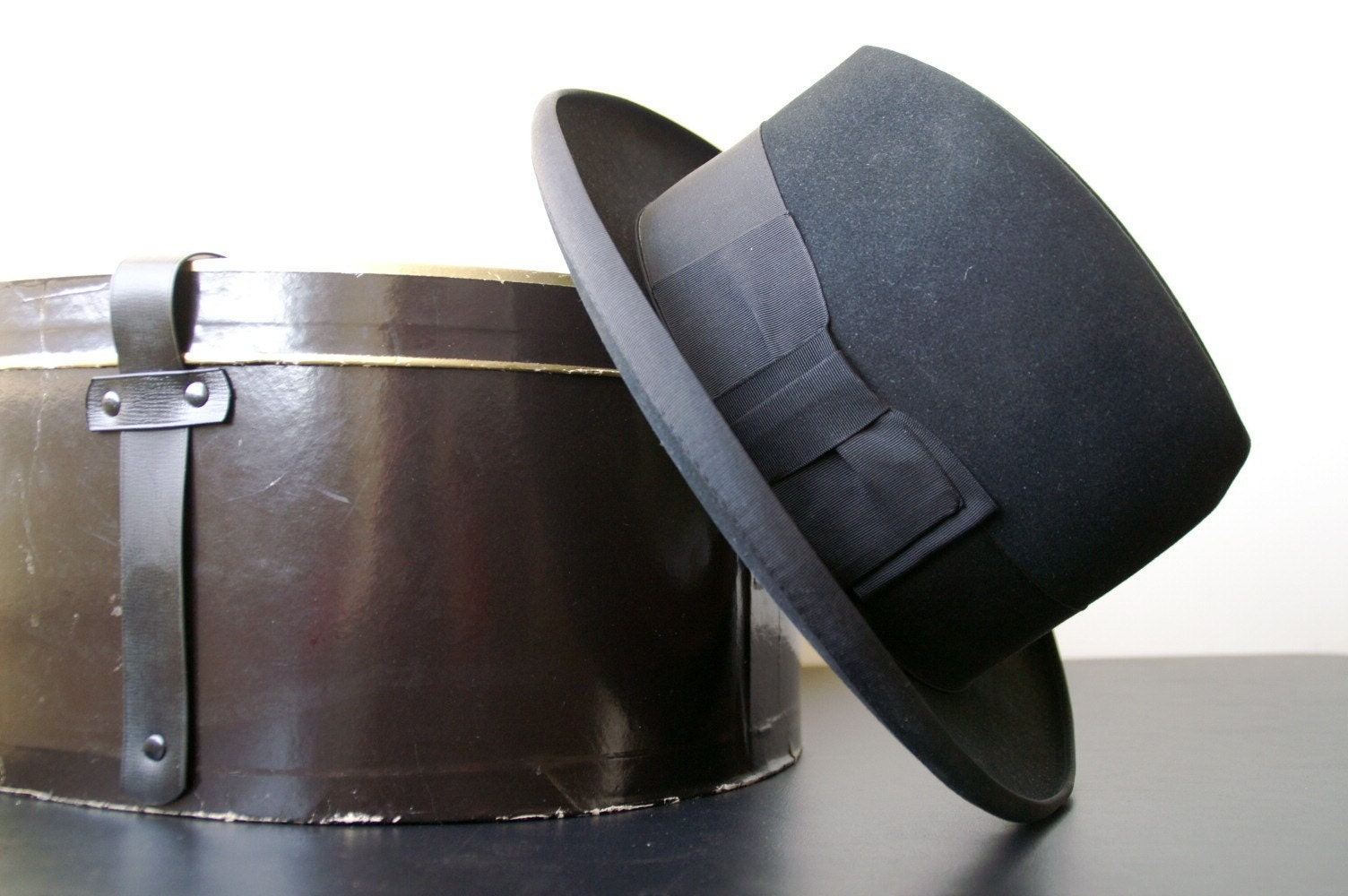 Vintage Men's Fedora Hat