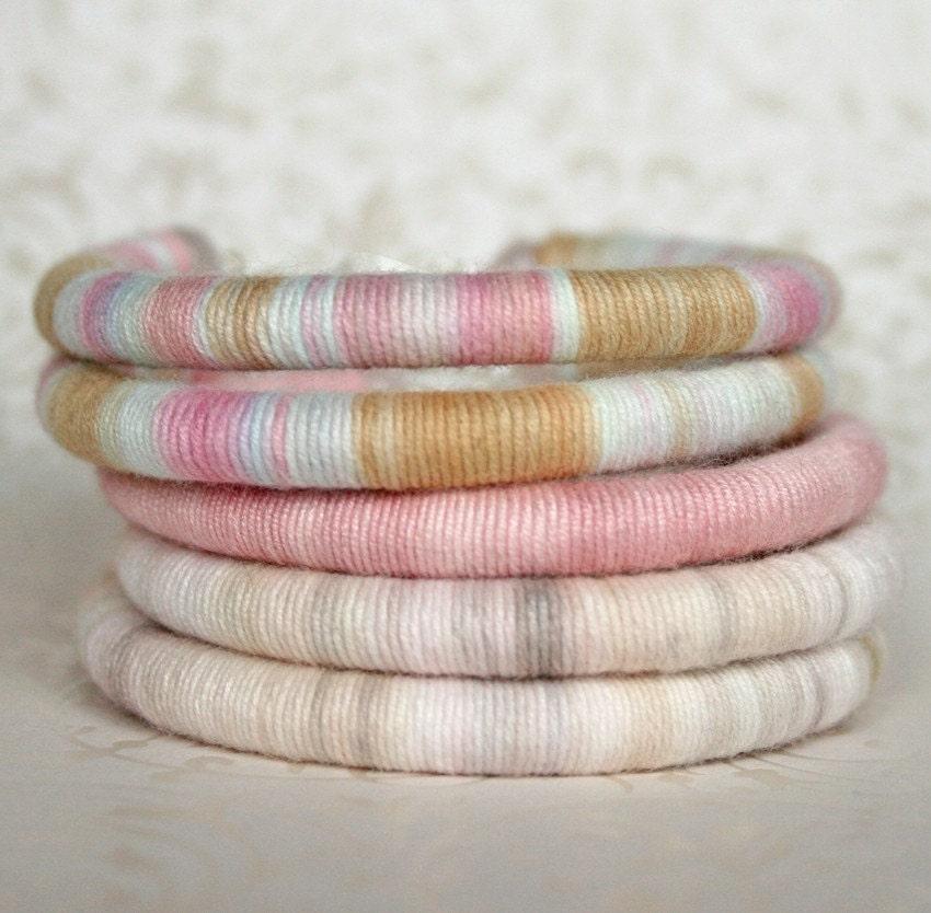 Soft Cotton Bracelet