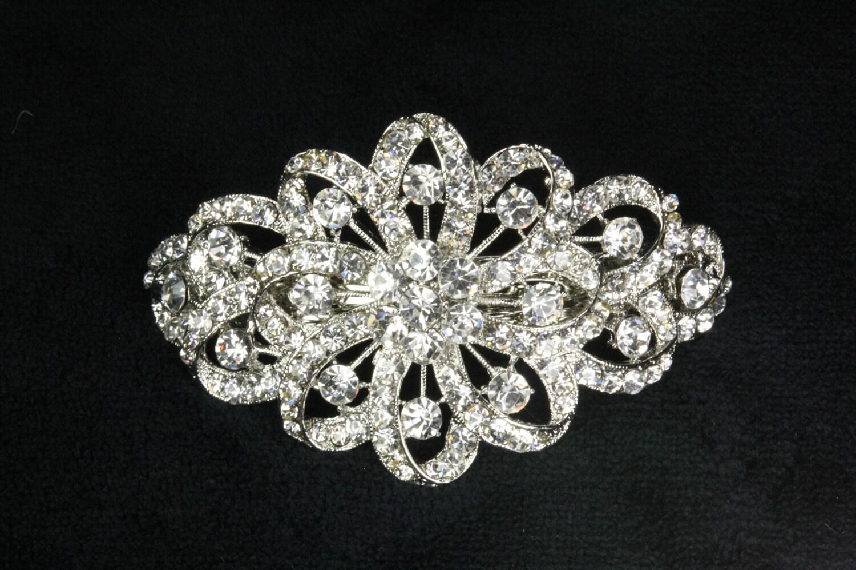 Swarovski Crystal Headpiece