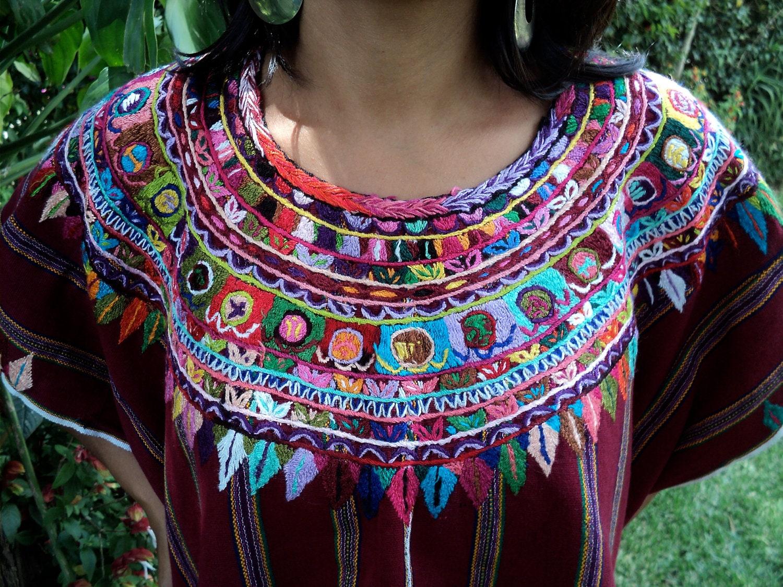 vintage mayan huipil patz 250 n w calendar by permtrangiftshop