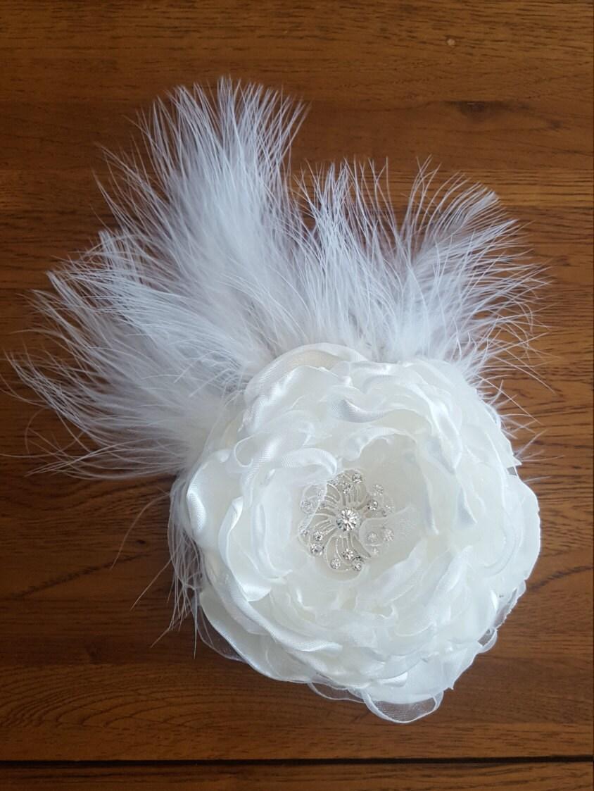 Bridal Hair Flower Bridal Hairpiece Bridal Hair Flower
