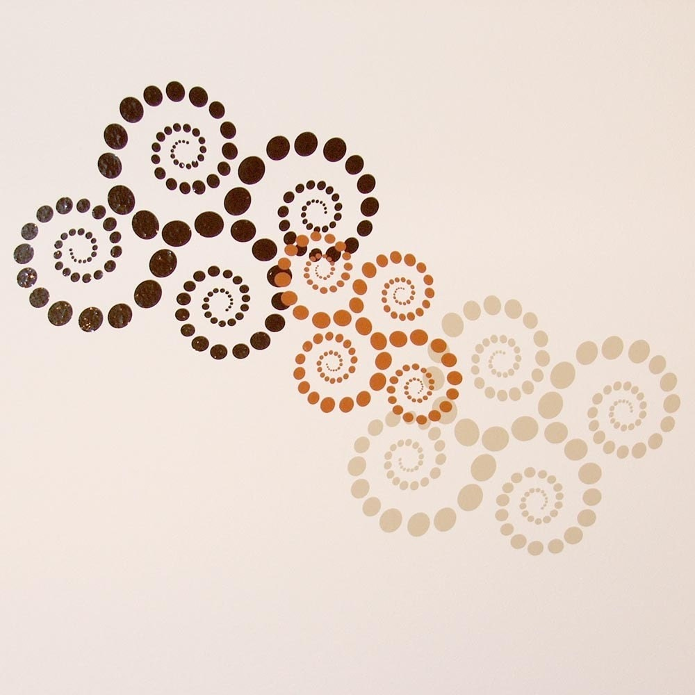 Etsy :: Spiral wall graphic from etsy.com