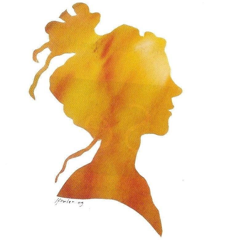 Ya Habibi, My Darling Tomato, Silhouette Portrait