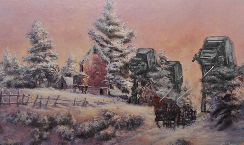 A Winter's Stroll