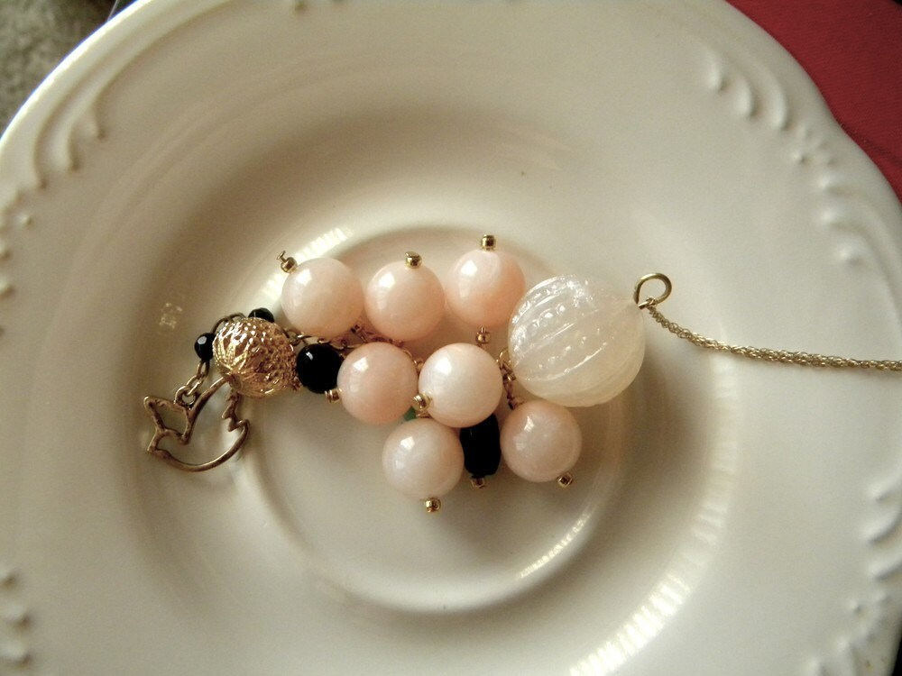Balloons in the Sky pendant