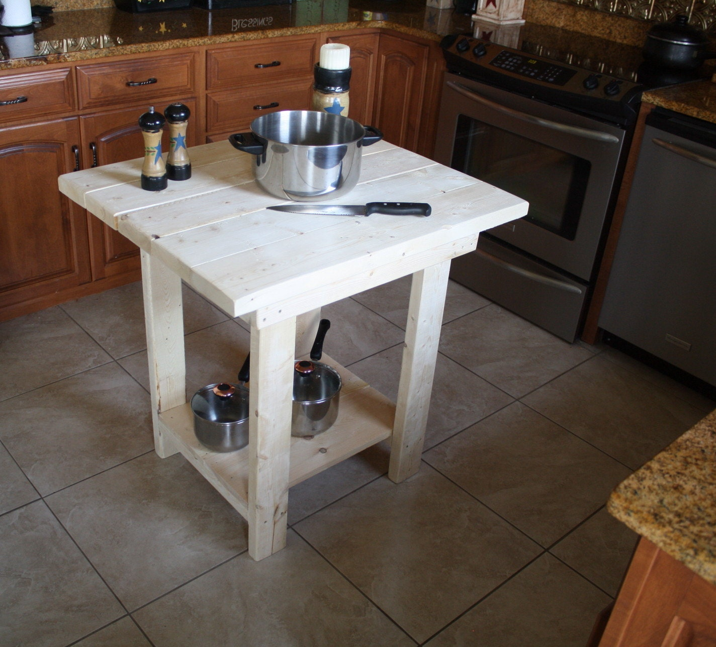 beautiful kitchen island multi functional tall by
