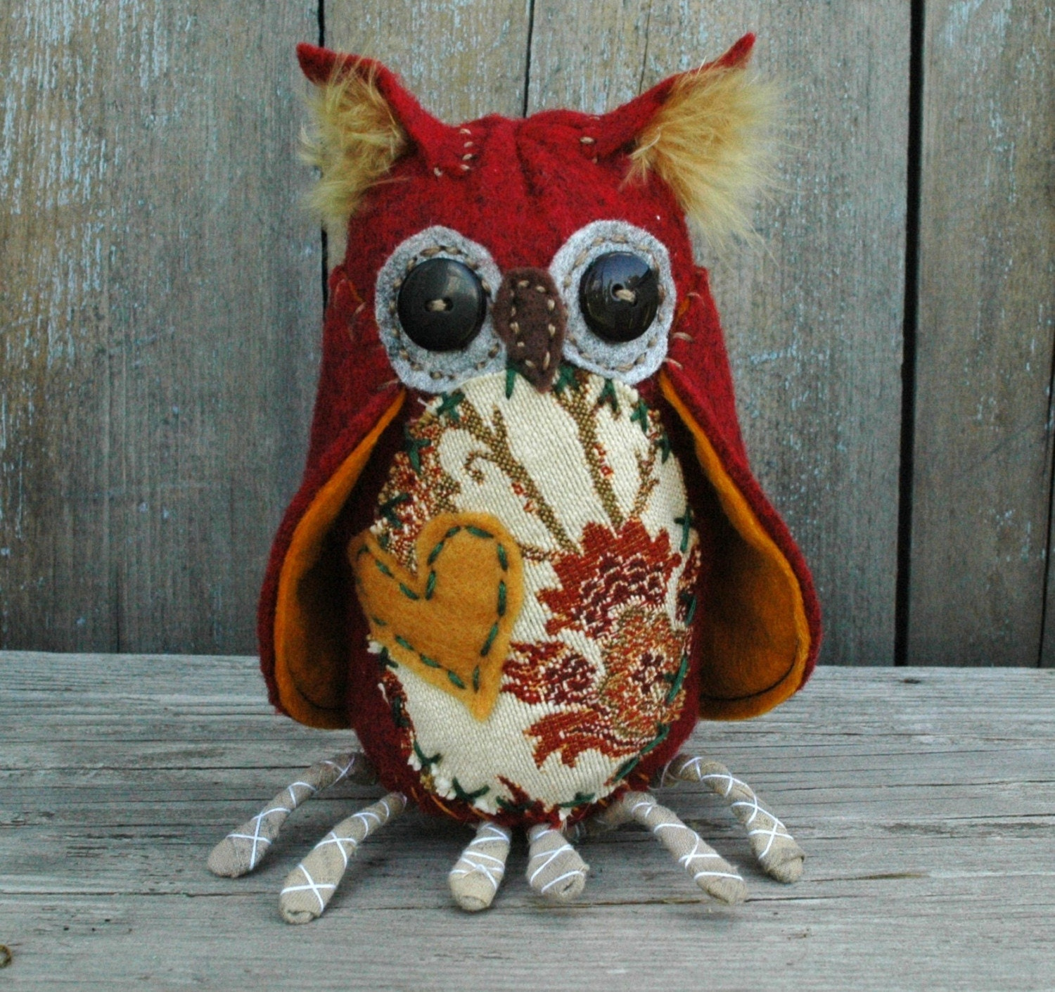 Art the Red Owl