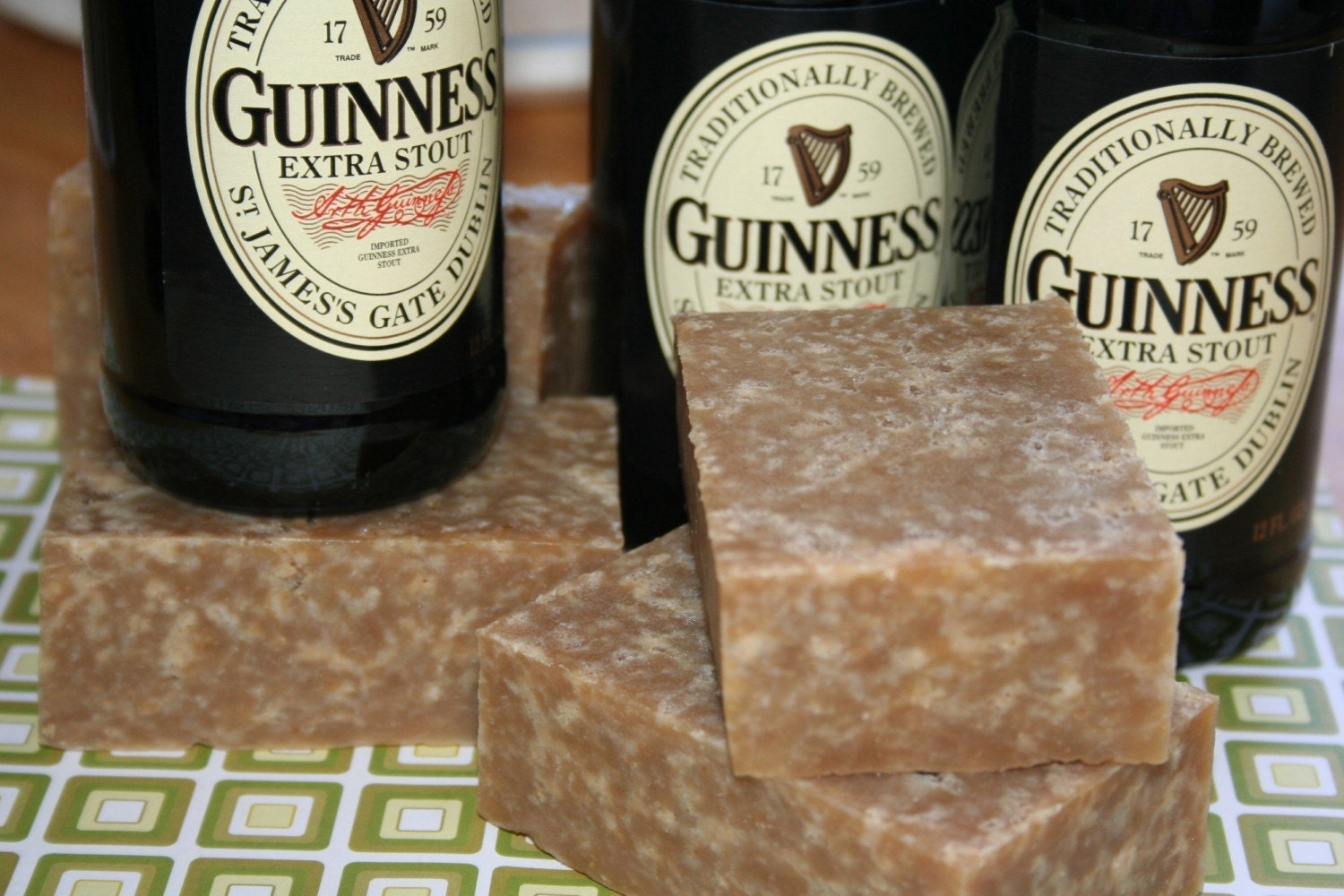 Beer Soap Bar