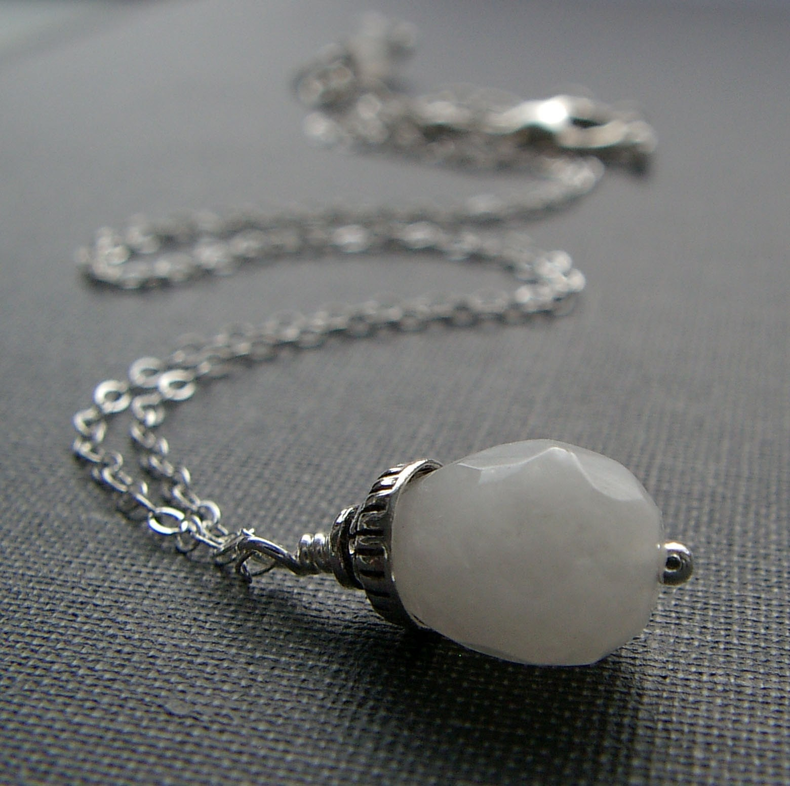 Snowcap . . . Necklace