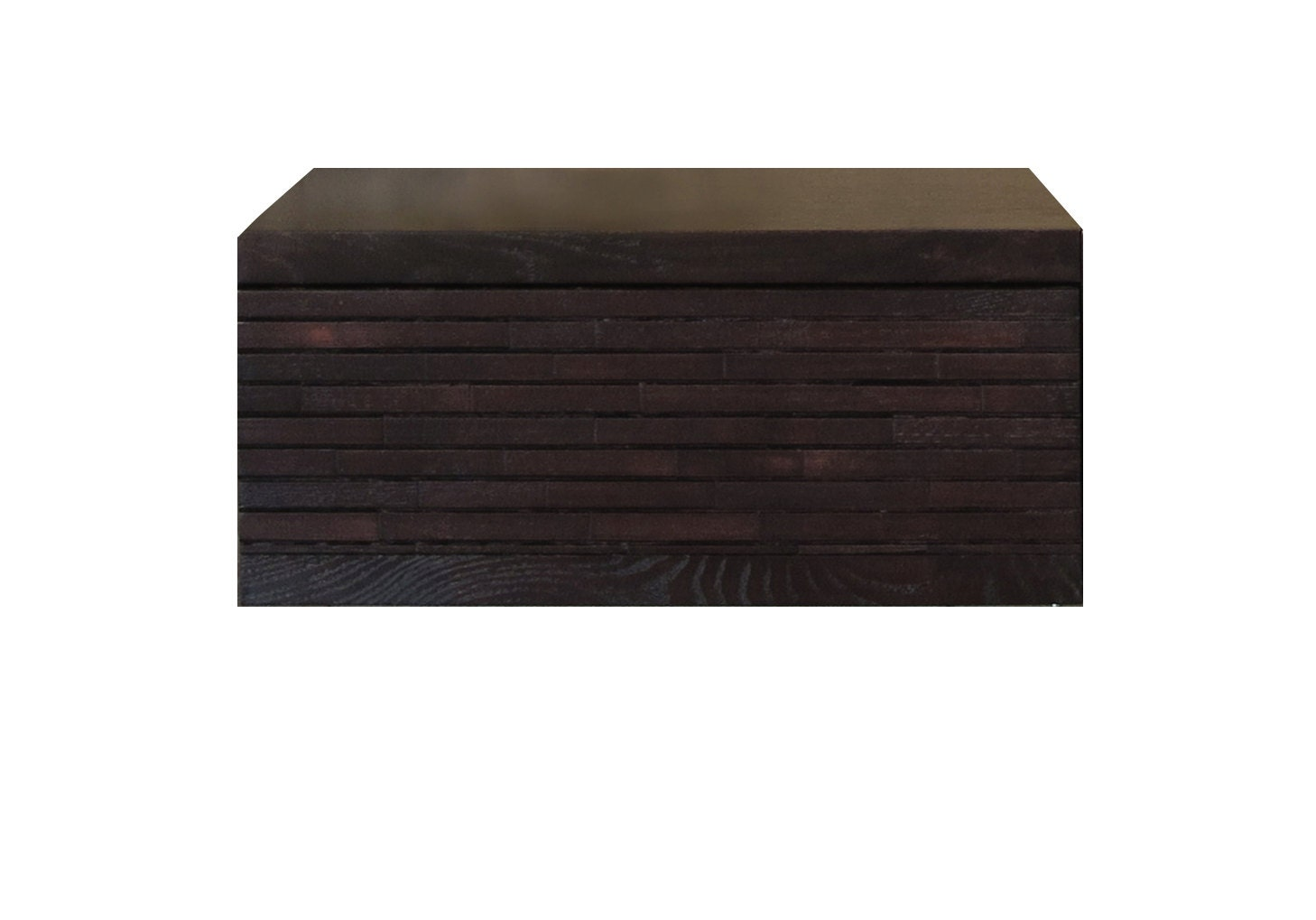 Floating Wall Mounted Night Stand Drawer by WoodwavesInc on Etsy