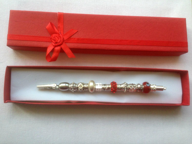 Handmade Red Bracelet Helper, - PPBejewelled