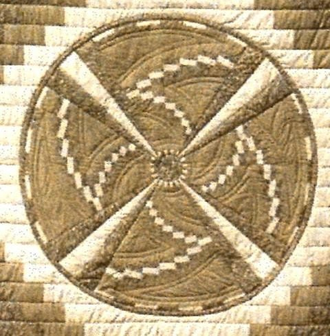 Southwest decoratives hopi basketry quilt pattern by for Southwest decoratives