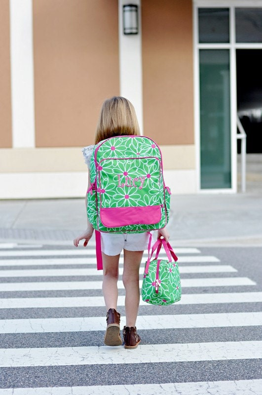 personlized backpack