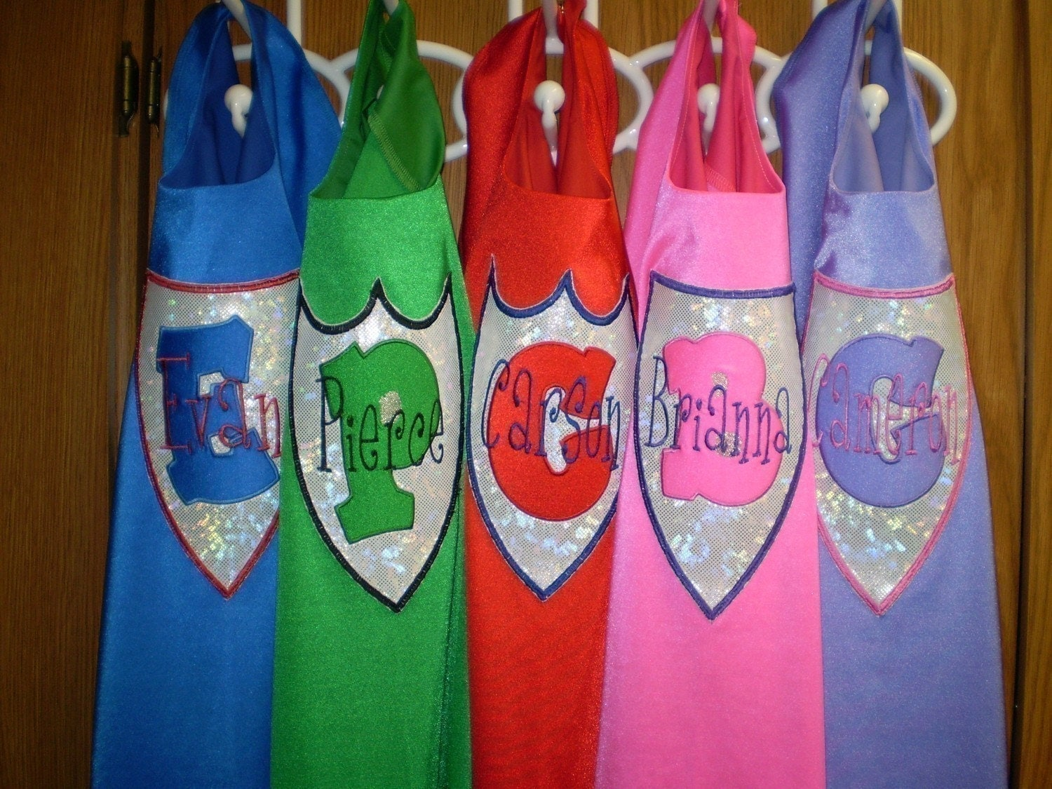 Super Hero Cape and MASK- Personalized