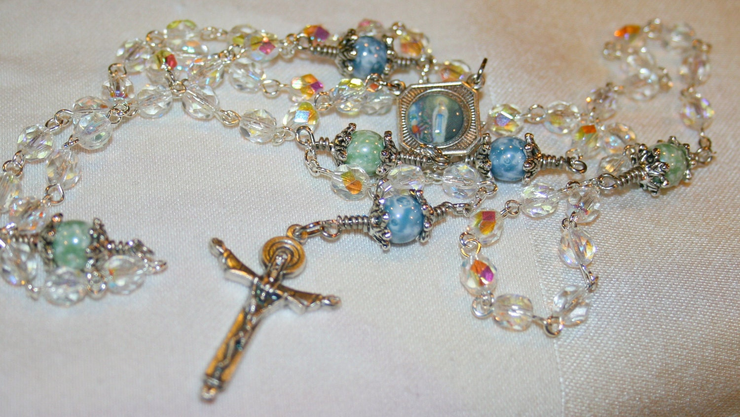 Bead Original: I Won a Beautiful Rosary!