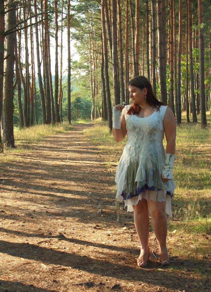 Alternative wedding dresses for unconventional