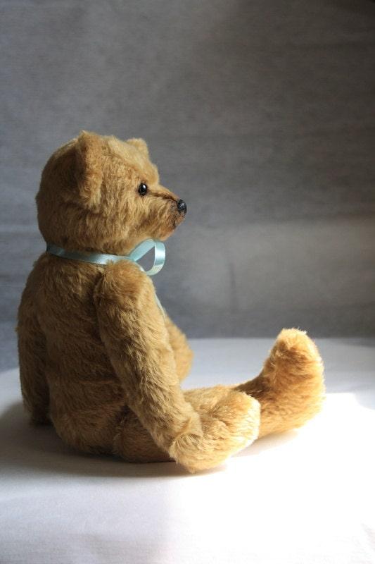 Teddy bear Vasya - CurlysBears