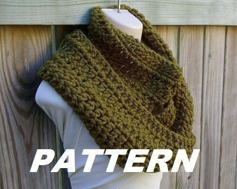 Free Crochet Lace Cowl Pattern - About