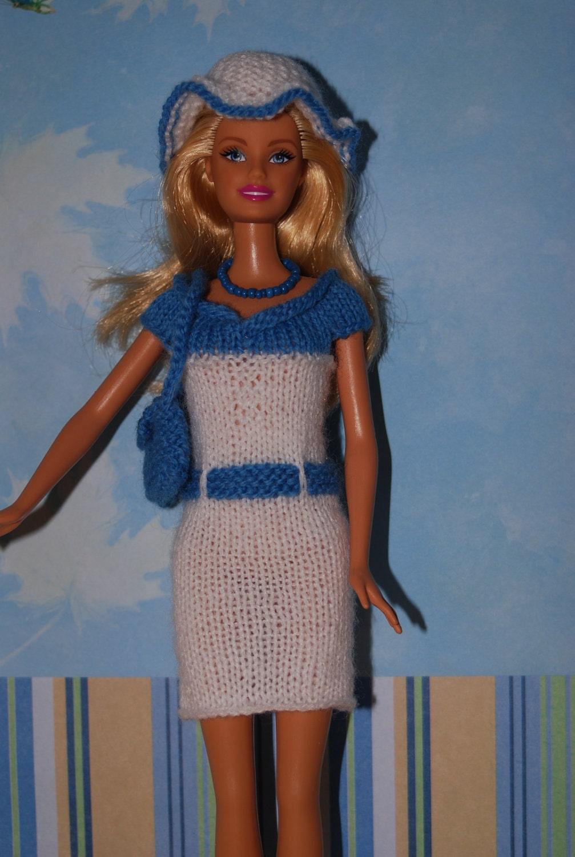 BARBIE CLOTHES CROCHET FREE PATTERN - Crochet Patterns