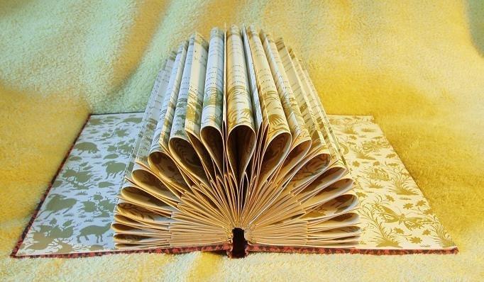 Book Art - Rubaiyat - neutral