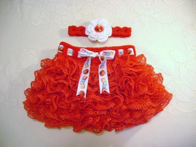 Вязанные юбки крючком из ленточной пряжи