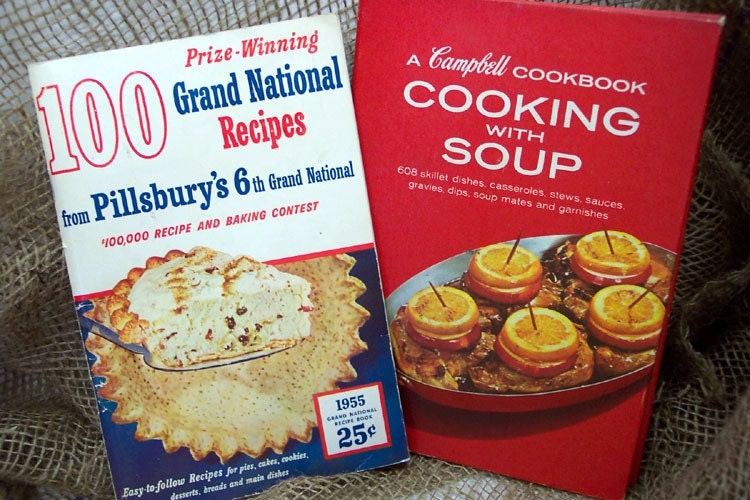 Cookbook my campballs soup