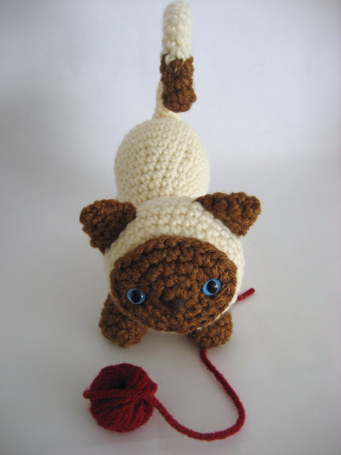 PDF Amigurumi Kitten Crochet Patterns