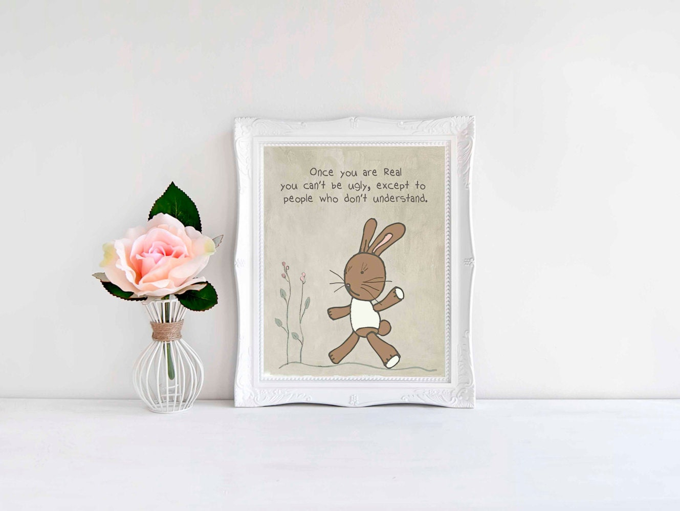 Velveteen rabbit wedding