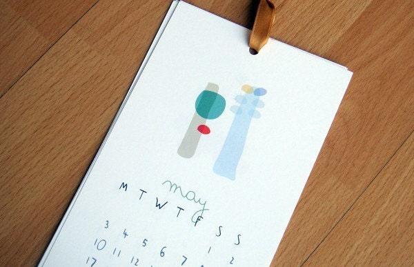 2011 calendar 4 months per page printable - I-smia.no