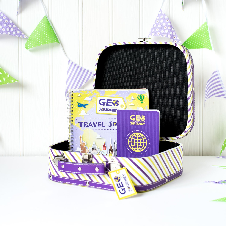 Little Explorer Kit, Learning Toy, Educational Toy, Travel Toy, Kids Travel Toy, Busy Book, Travel Activity Set, Travel Journal