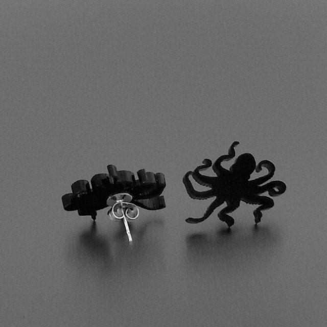 Octopi Studs