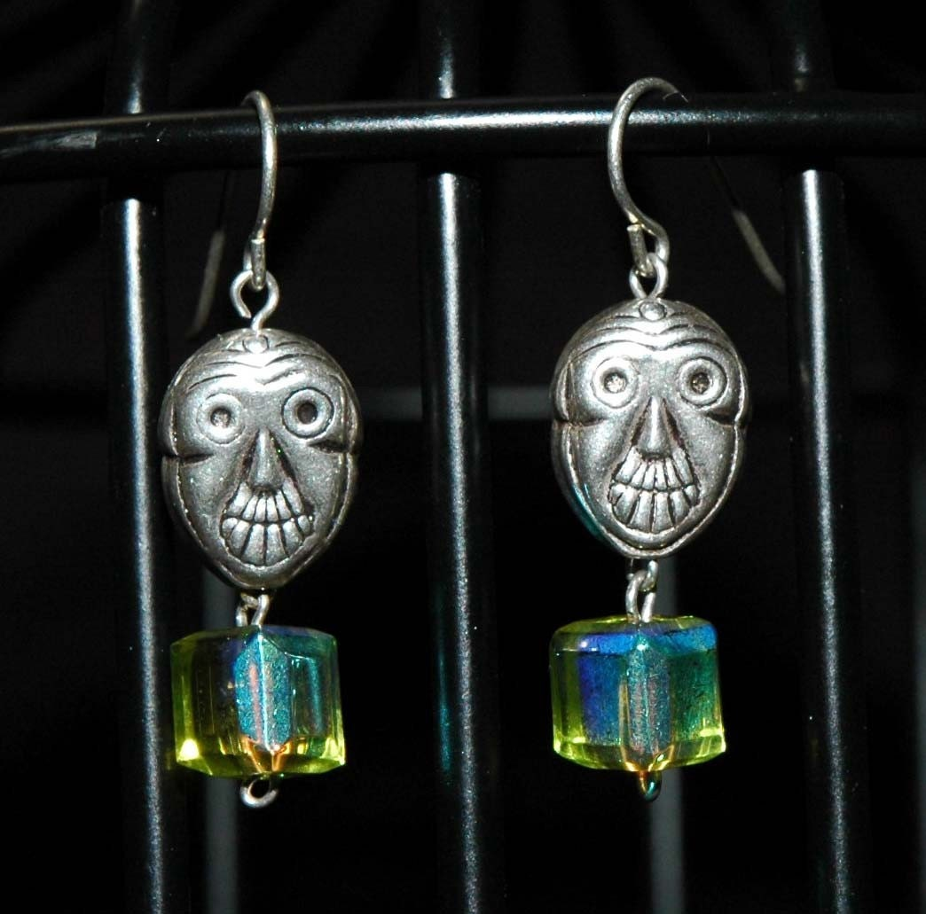 Feliz Calavera Earrings