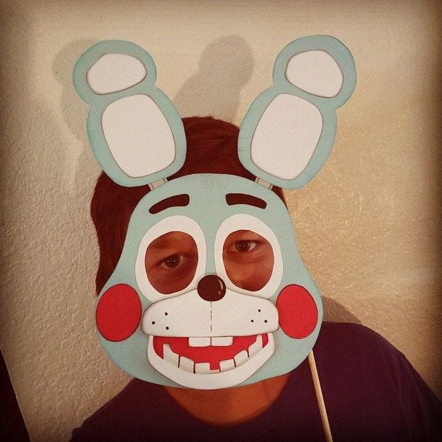 Видео как сделать маску фредди - GumerovOleg.ru